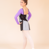 jumpsuit black grey ds1985 dancewear