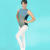 bustire leotard taupe ds1985 dancewear