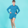 jogger shorts beige ds1985 dancewear